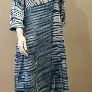 Dress by Liz Wauchope and Naina Devi