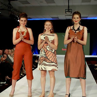 Sophie Daniels with models