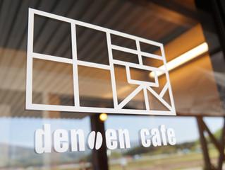 猪苗代初夏カフェ「Den*en Cafe」