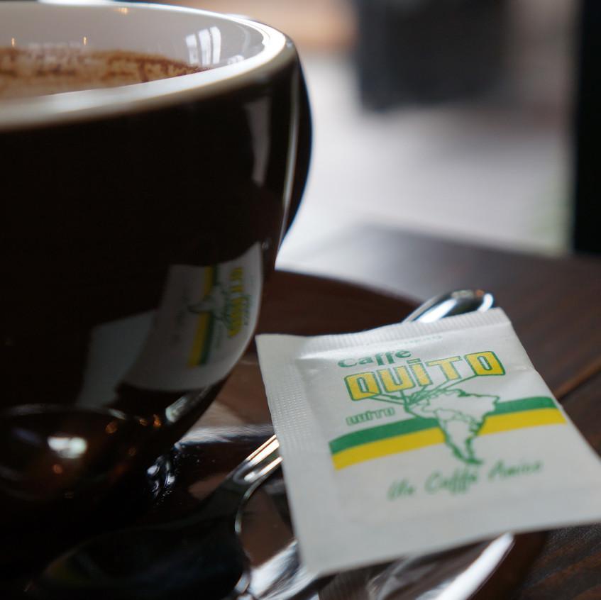 コーヒーが美味しい