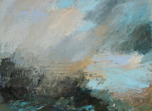 St Ives 3, Sea Wall