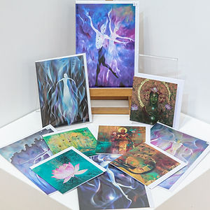 Fine Art Cards - Myths and Spirits Collection