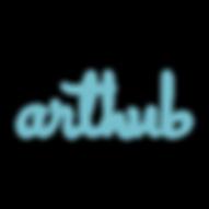 Arthub Logo blue.png