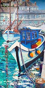 Brixham Fishing Boat