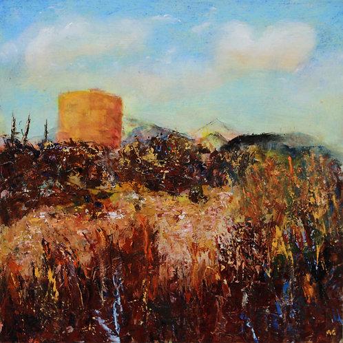 Sa Torre, Autumn Evening