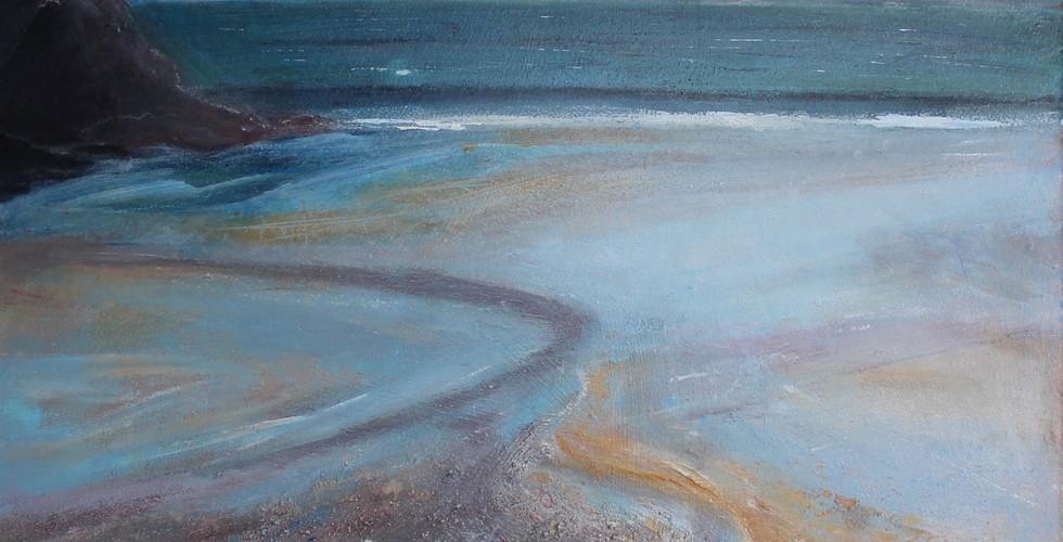 Low Tide at Inner Hope