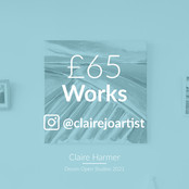 Claire Harmer - Devon Open Studios 2021 - £65