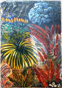Coombe with Hydrangeas