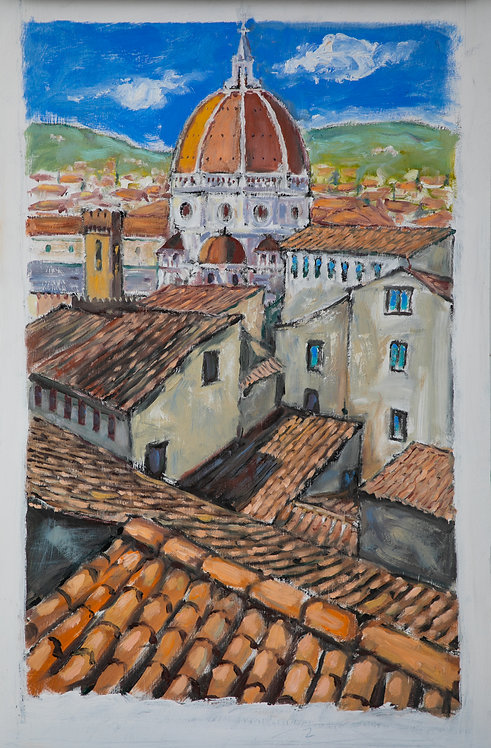 Florence Roof Tops
