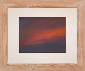Last Light on Dartmoor - Study 2