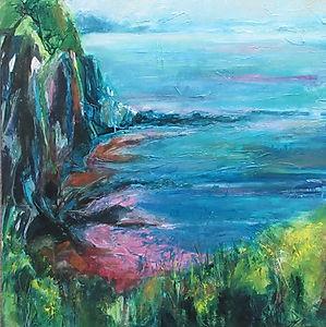 Spring Cliffs