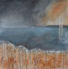 Stormy Day on Marazion Beach