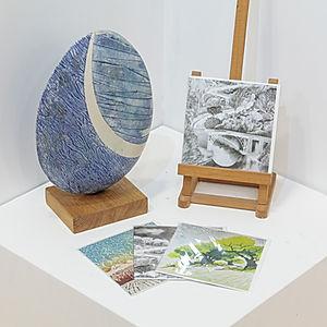 Ian Cox Art Cards