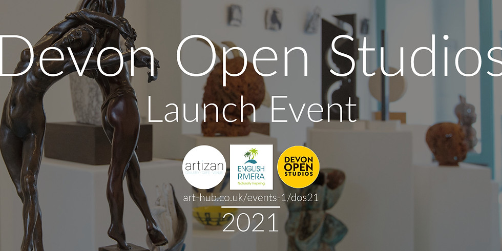 Devon Open Studios - Launch Event