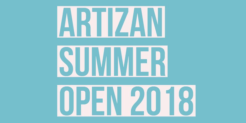 Artizan Summer Open 2018