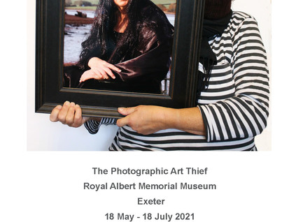 WANTED: The Photographic Art Thief