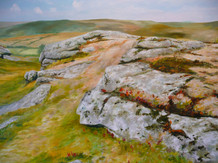 Path To Bonehill Rocks