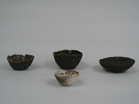 Earthfast - Small Clay Bowls