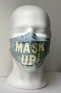 Rose Elliot 'Mask Up' Wear Me'