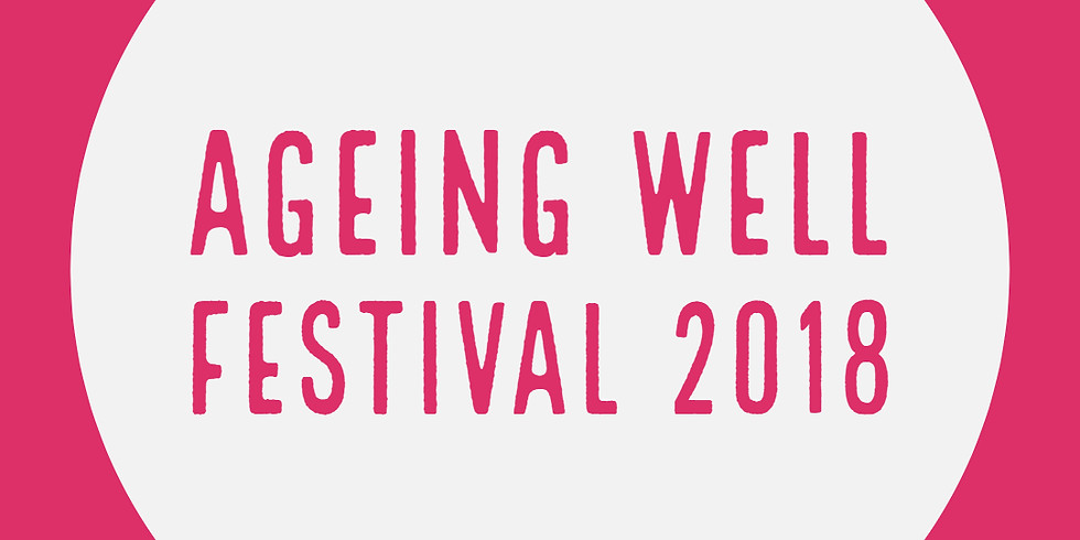 Ageing Well Festival 2018: Exhibition of Geopark Artists