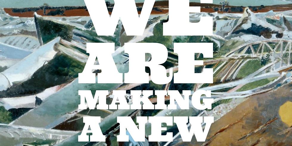 We Are Making a New World