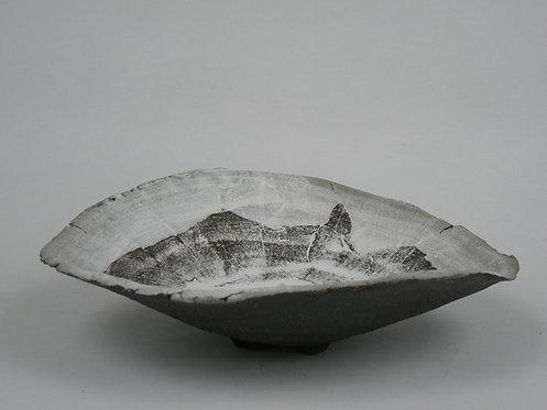 Earthfast - Black Stoneware Medium Bowl