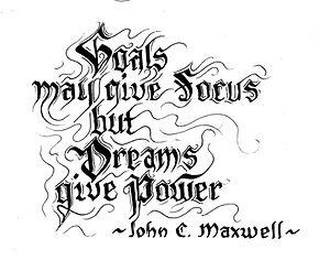 Goals - Dreams
