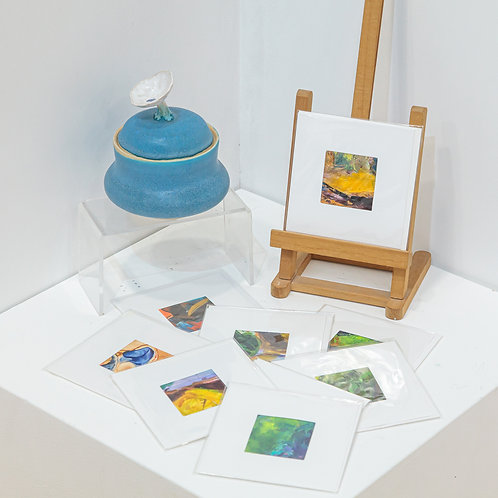 Dianna Booth Original Art Cards