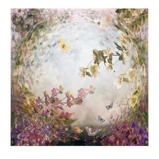 Floral Spheres - Hellebores