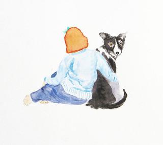 Flashcards - Girl and Tessa