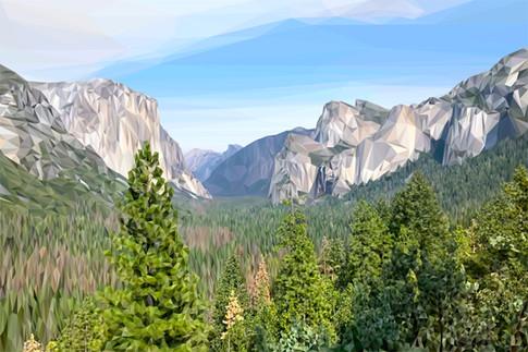 El Capitan Yosemite, National Park, USA
