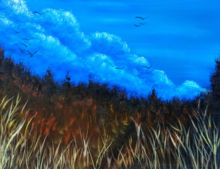 Clouds No.9