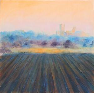 Winter Dawn, Ely