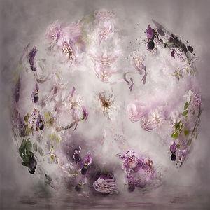 Iris - Floral Spheres