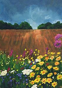 Wayside Flowers I