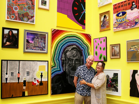 From the Royal Academy to the 'Loovre'