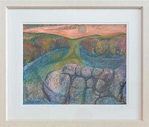 Autumn, The Edge of Dartmoor