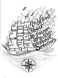 Seneca/ Ship