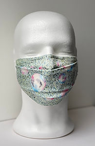 Rose Elliot Bubble Masks