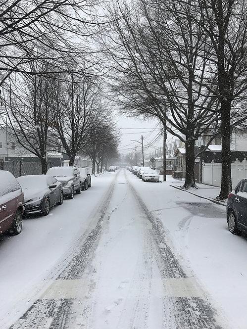 I Love White Snow...Only White Snow, Never Yellow Snow