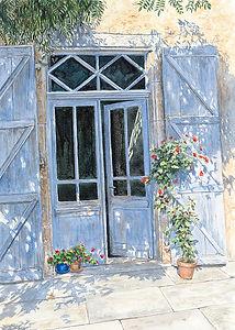 Marcilhac Door