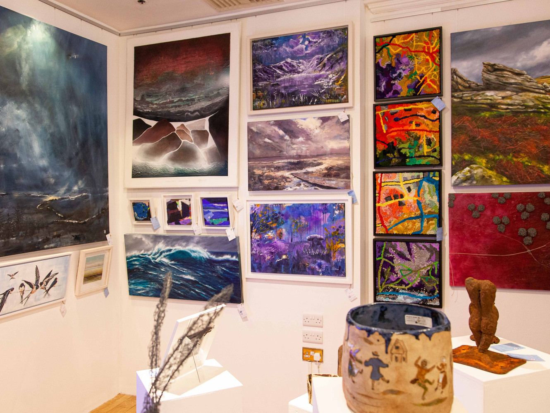 English Riviera Winter Open Exhibition 2019