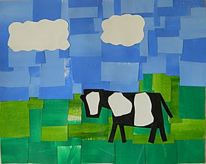 Cow Collage