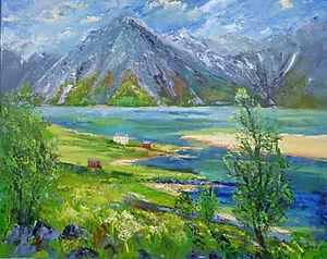 Wonderful Varied Scenery of Lofoten