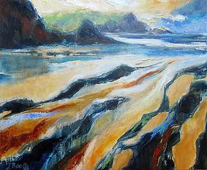 Sparkling Low Tide