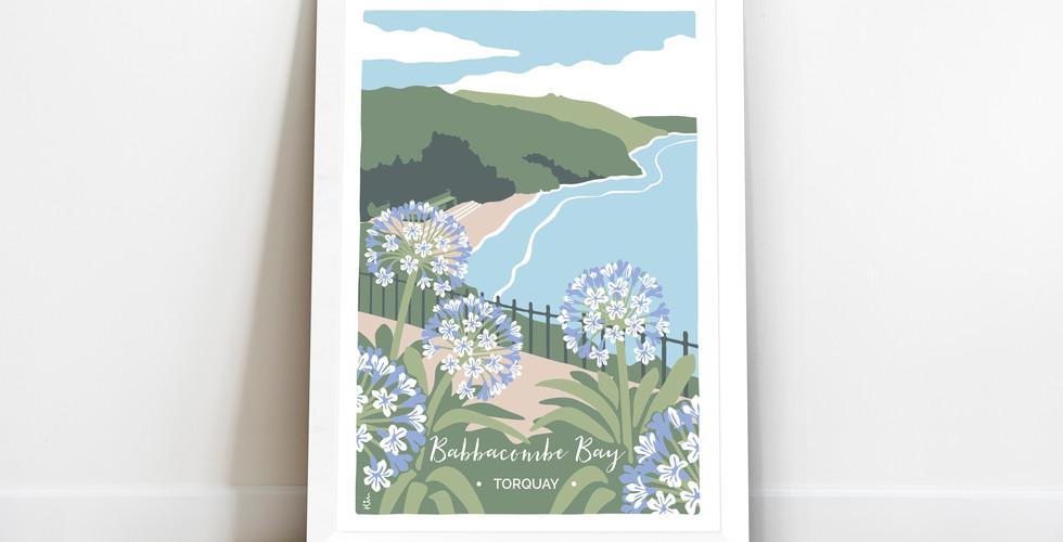 Babbacombe Bay, Torquay