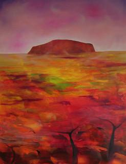 Dreamtime, Uluru
