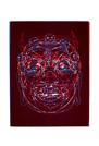 Mask (Burgundy)