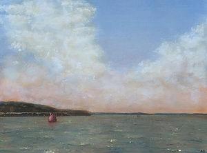 Teign Estuary, Evening Light