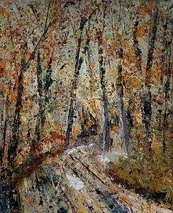 Yarner Wood, Autumn